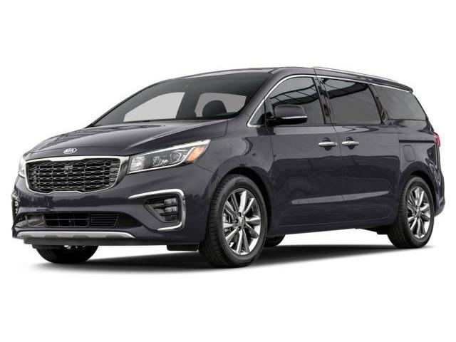 2019 Kia Sedona LX+ (Stk: K19011) in Windsor - Image 1 of 3