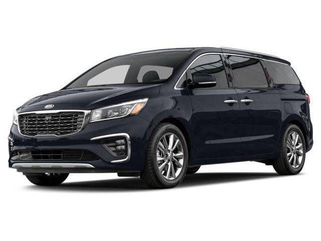 2019 Kia Sedona LX+ (Stk: K19023) in Windsor - Image 1 of 3