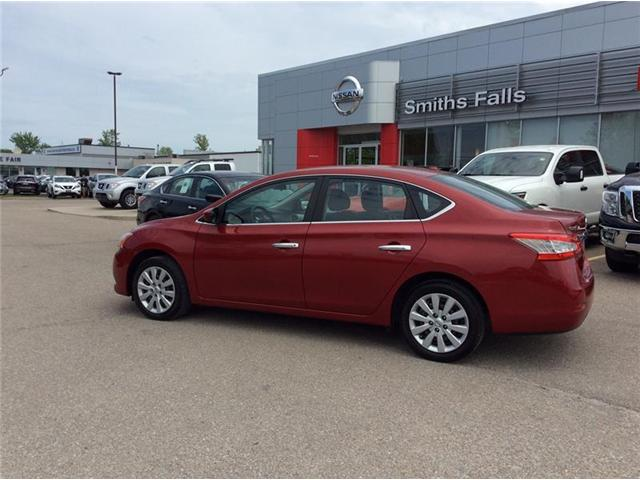2014 Nissan Sentra 1.8 SV (Stk: P1936) in Smiths Falls - Image 2 of 11