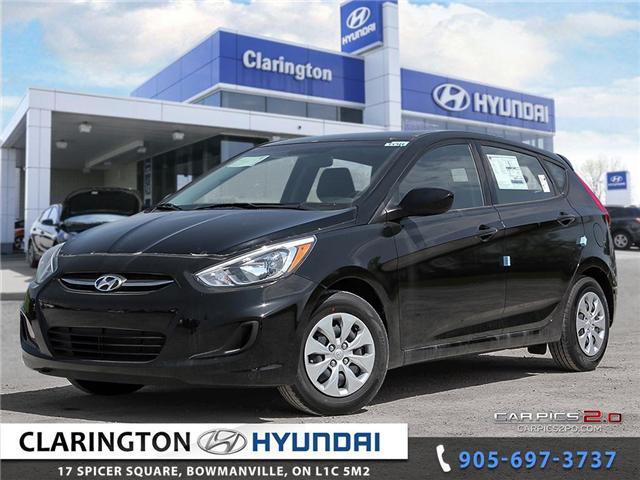 2017 Hyundai Accent L (Stk: 18308) in Clarington - Image 1 of 27