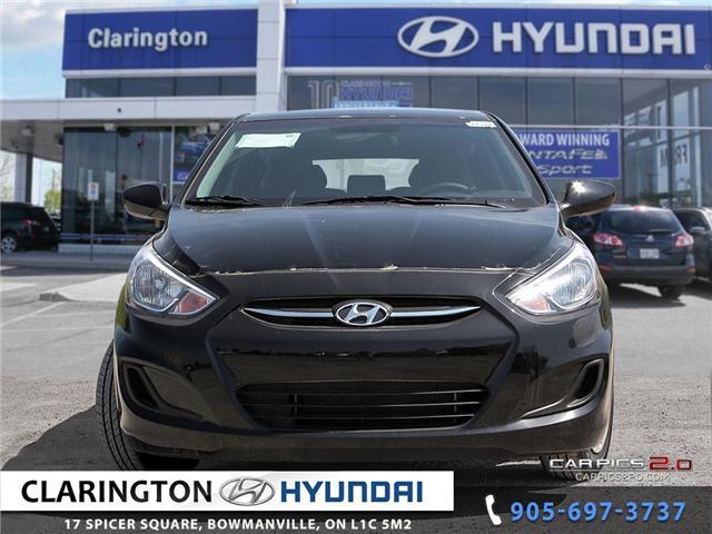 2017 Hyundai Accent L (Stk: 18308) in Clarington - Image 2 of 27