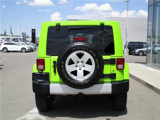2012 Jeep Wrangler Unlimited Sahara (Stk: 6357) in Regina - Image 4 of 25