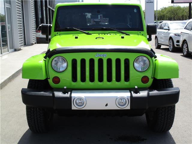 2012 Jeep Wrangler Unlimited Sahara (Stk: 6357) in Regina - Image 6 of 25