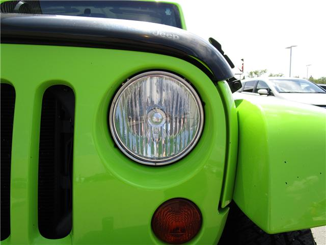 2012 Jeep Wrangler Unlimited Sahara (Stk: 6357) in Regina - Image 7 of 25