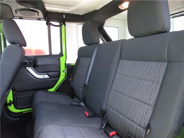 2012 Jeep Wrangler Unlimited Sahara (Stk: 6357) in Regina - Image 10 of 25
