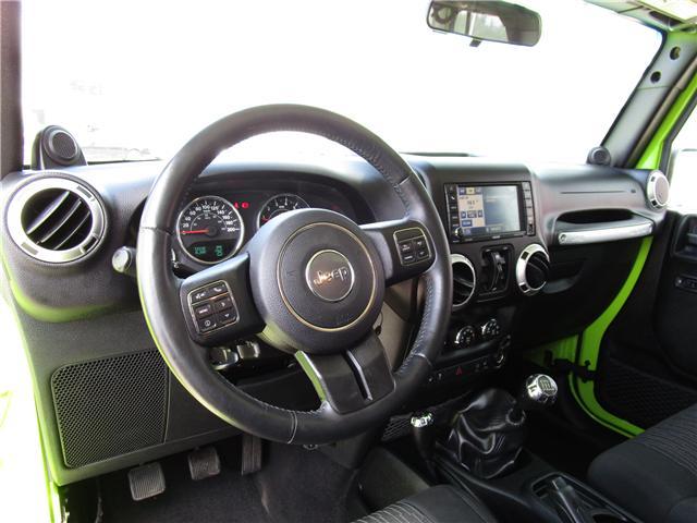 2012 Jeep Wrangler Unlimited Sahara (Stk: 6357) in Regina - Image 12 of 25