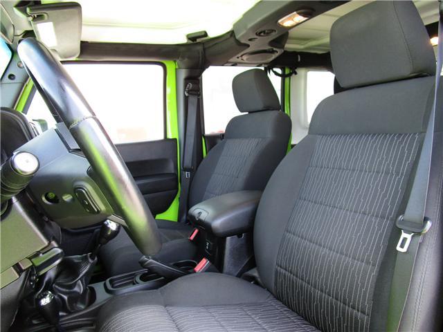 2012 Jeep Wrangler Unlimited Sahara (Stk: 6357) in Regina - Image 13 of 25