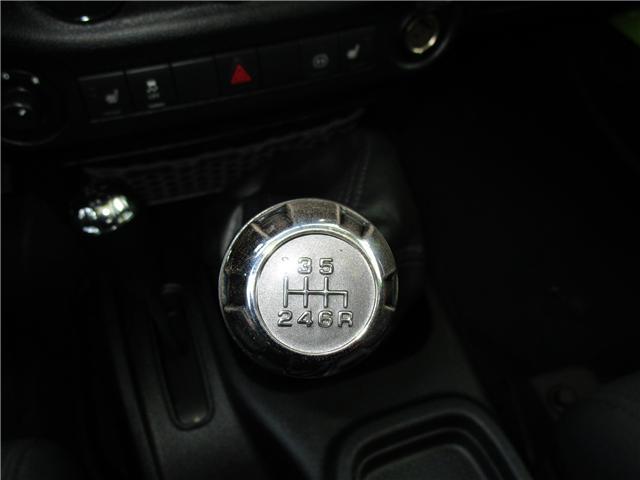 2012 Jeep Wrangler Unlimited Sahara (Stk: 6357) in Regina - Image 19 of 25
