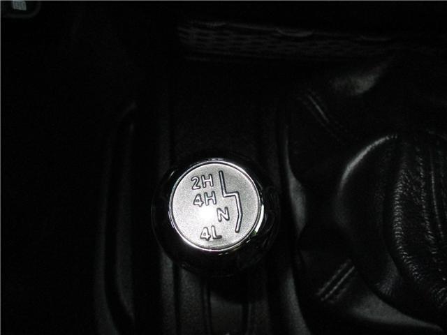 2012 Jeep Wrangler Unlimited Sahara (Stk: 6357) in Regina - Image 21 of 25