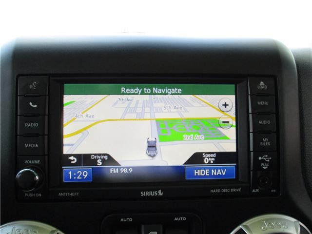 2012 Jeep Wrangler Unlimited Sahara (Stk: 6357) in Regina - Image 23 of 25
