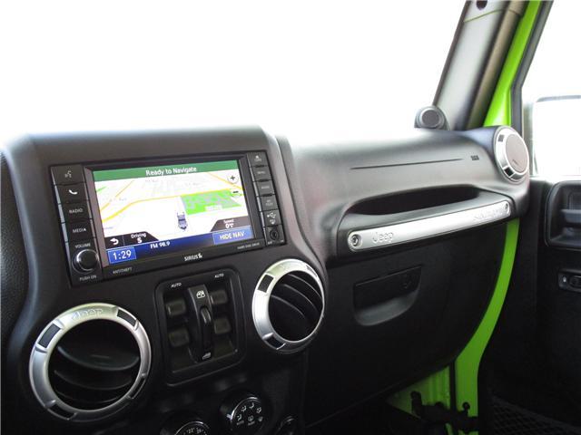 2012 Jeep Wrangler Unlimited Sahara (Stk: 6357) in Regina - Image 24 of 25