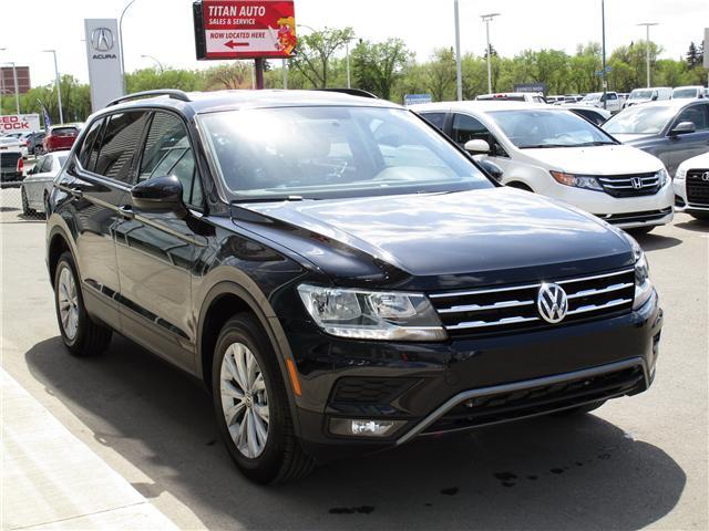 2018 Volkswagen Tiguan Trendline (Stk: 6352) in Regina - Image 2 of 23