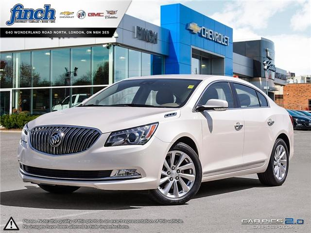 2014 Buick LaCrosse Leather (Stk: 141268) in London - Image 1 of 28