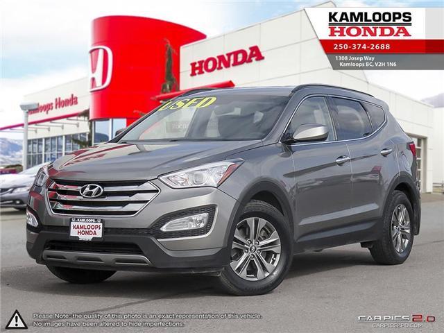 2014 Hyundai Santa Fe Sport 2.4 Premium (Stk: 13928A) in Kamloops - Image 1 of 25