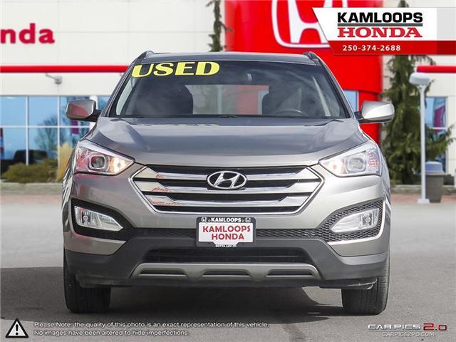 2014 Hyundai Santa Fe Sport 2.4 Premium (Stk: 13928A) in Kamloops - Image 2 of 25