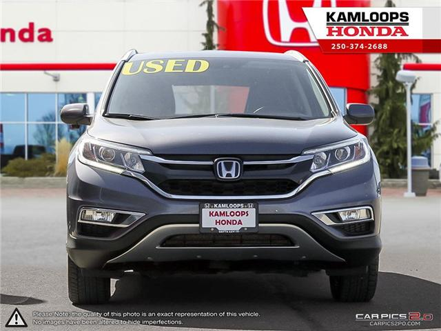 2016 Honda CR-V Touring (Stk: 13891A) in Kamloops - Image 2 of 25