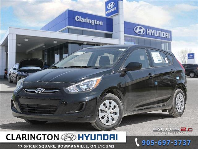 2017 Hyundai Accent L (Stk: 18309) in Clarington - Image 1 of 27