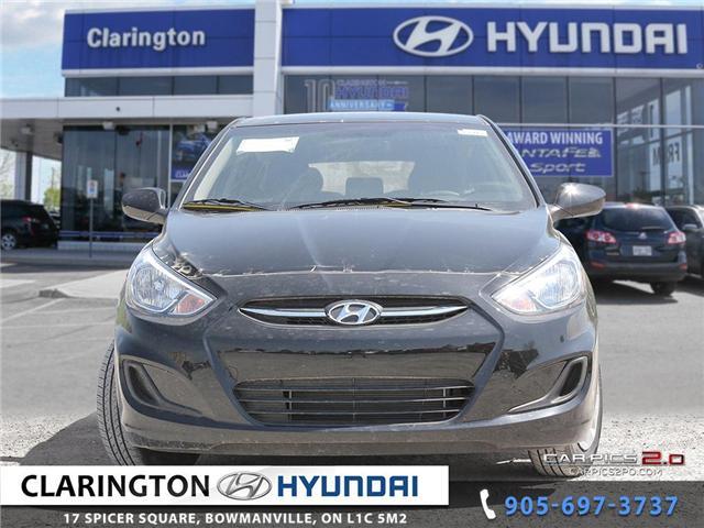 2017 Hyundai Accent L (Stk: 18309) in Clarington - Image 2 of 27