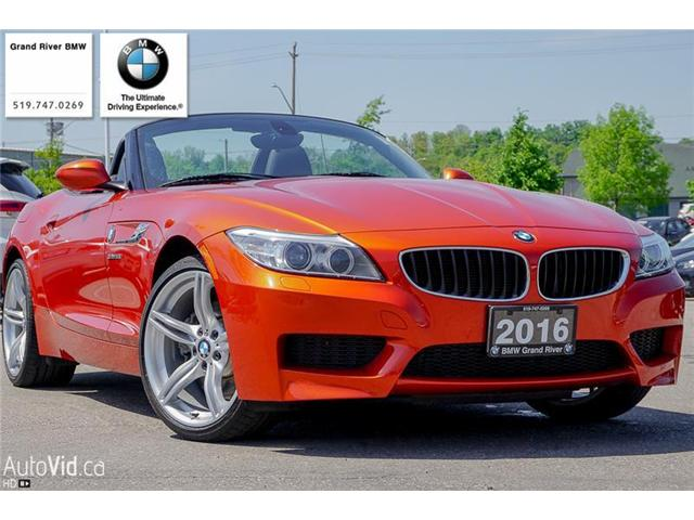 2016 BMW Z4 28i (Stk: 33474B) in Kitchener - Image 1 of 20