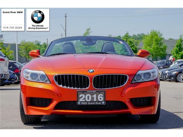 2016 BMW Z4 28i (Stk: 33474B) in Kitchener - Image 2 of 20