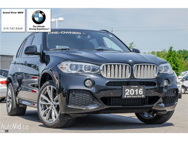 2016 BMW X5 eDrive xDrive40e (Stk: PW4345) in Kitchener - Image 1 of 21