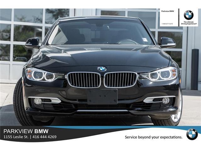 2014 BMW 328i xDrive (Stk: PP7983) in Toronto - Image 2 of 21