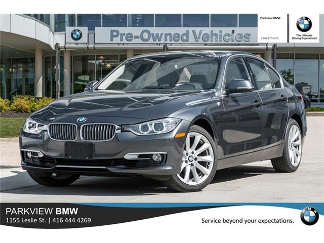 2014 BMW 328i xDrive (Stk: PP8002) in Toronto - Image 1 of 21