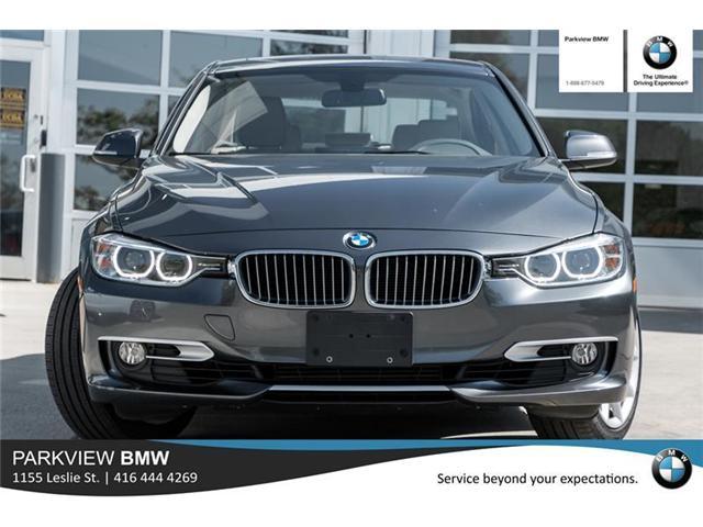 2014 BMW 328i xDrive (Stk: PP8002) in Toronto - Image 2 of 21