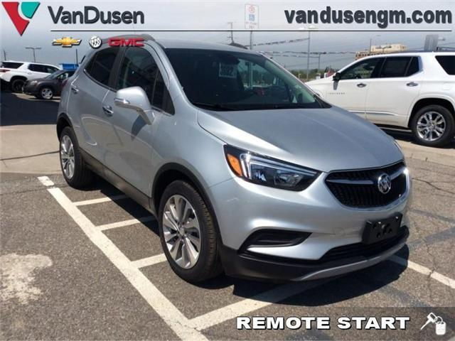 2018 Buick Encore Preferred (Stk: 183692) in Ajax - Image 1 of 21