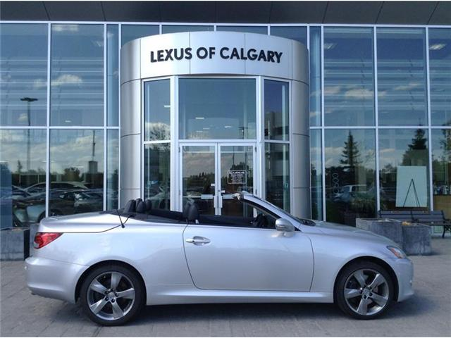 2010 Lexus IS 350C Base (Stk: 180243B) in Calgary - Image 1 of 18