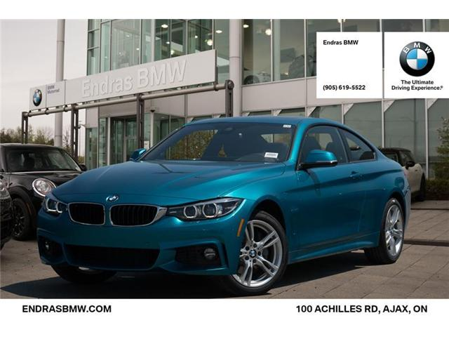 2019 BMW 430 i xDrive (Stk: 40914) in Ajax - Image 1 of 22