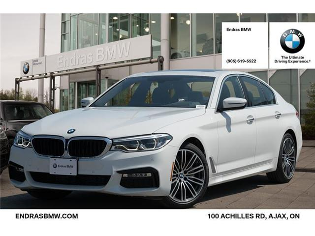 2018 BMW 540d xDrive (Stk: 52312) in Ajax - Image 1 of 22