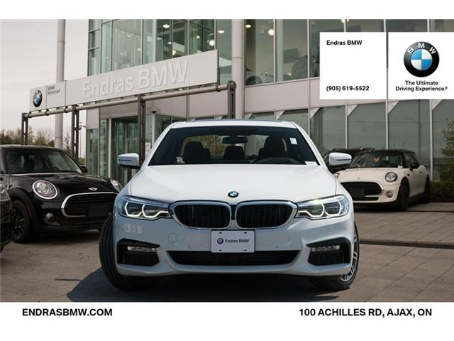 2018 BMW 540d xDrive (Stk: 52312) in Ajax - Image 2 of 22