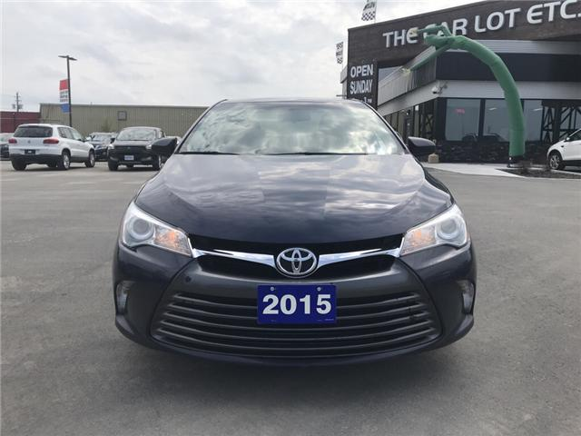2015 Toyota Camry LE (Stk: 18203) in Sudbury - Image 2 of 13