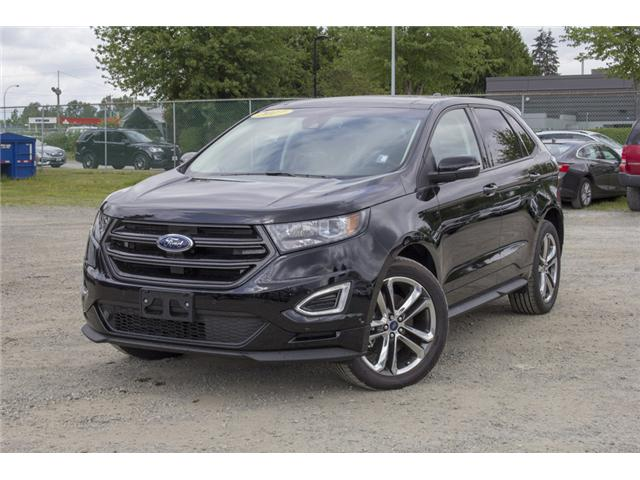 2017 Ford Edge Sport (Stk: 7ED3670) in Surrey - Image 3 of 26