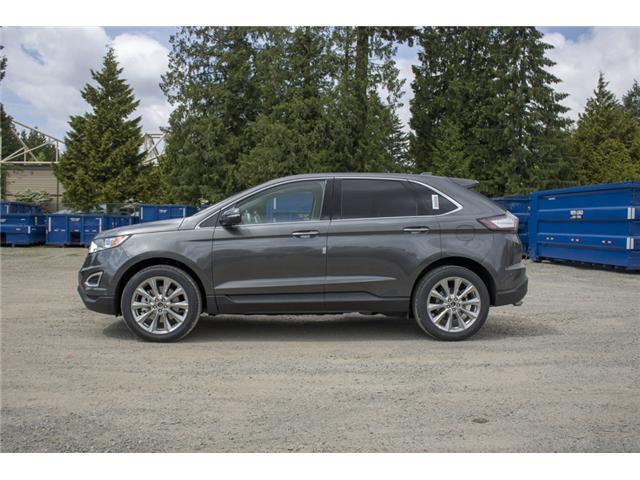 2018 Ford Edge Titanium (Stk: 8ED3795) in Surrey - Image 4 of 28