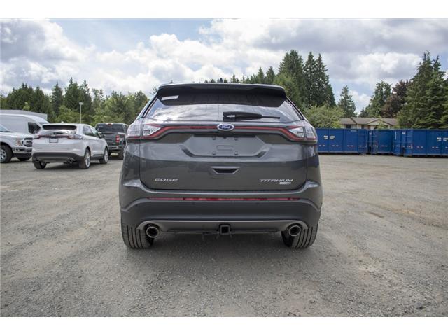 2018 Ford Edge Titanium (Stk: 8ED3795) in Surrey - Image 6 of 28