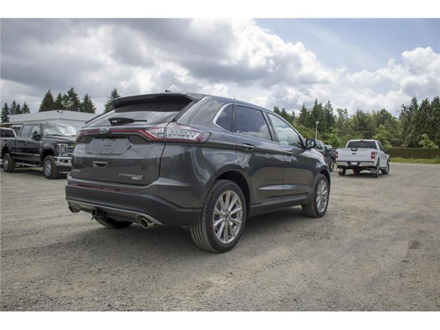 2018 Ford Edge Titanium (Stk: 8ED3795) in Surrey - Image 7 of 28