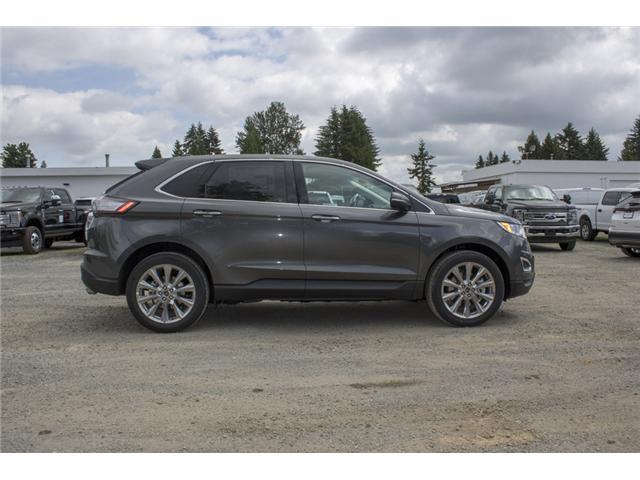 2018 Ford Edge Titanium (Stk: 8ED3795) in Surrey - Image 8 of 28
