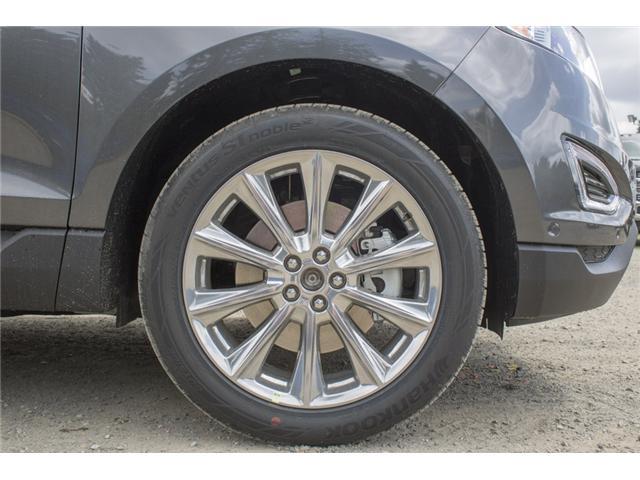 2018 Ford Edge Titanium (Stk: 8ED3795) in Surrey - Image 9 of 28