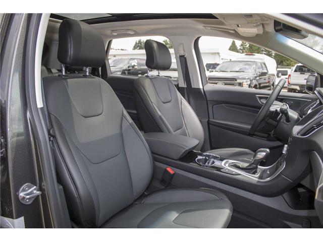 2018 Ford Edge Titanium (Stk: 8ED3795) in Surrey - Image 18 of 28