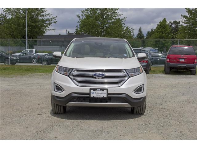 2018 Ford Edge Titanium (Stk: 8ED7003) in Surrey - Image 2 of 27