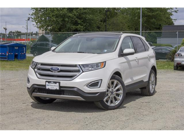 2018 Ford Edge Titanium (Stk: 8ED7003) in Vancouver - Image 3 of 27