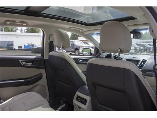 2018 Ford Edge Titanium (Stk: 8ED7003) in Vancouver - Image 15 of 27