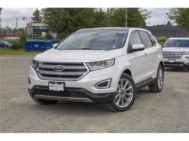2018 Ford Edge Titanium (Stk: 8ED7005) in Surrey - Image 3 of 25