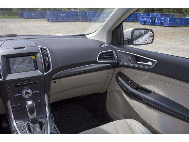 2018 Ford Edge Titanium (Stk: 8ED7005) in Surrey - Image 13 of 25