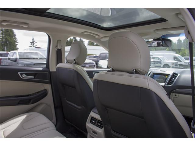 2018 Ford Edge Titanium (Stk: 8ED7005) in Surrey - Image 14 of 25