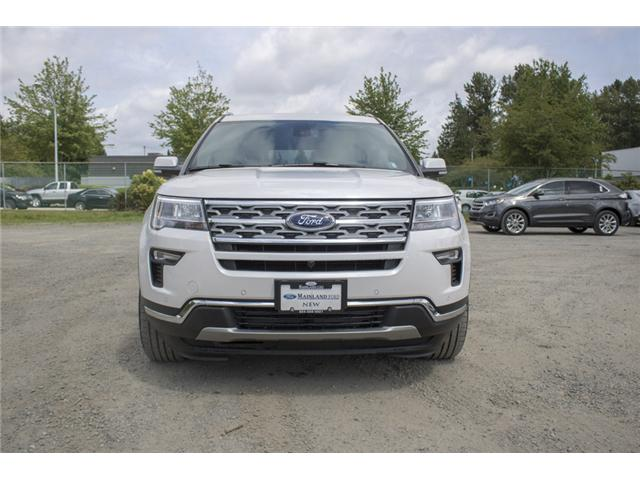 2018 Ford Explorer Limited (Stk: 8EX6344) in Surrey - Image 2 of 25