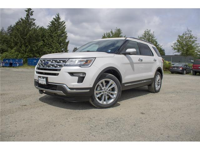 2018 Ford Explorer Limited (Stk: 8EX6344) in Surrey - Image 3 of 25