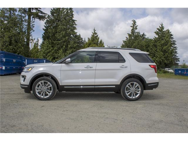 2018 Ford Explorer Limited (Stk: 8EX6344) in Surrey - Image 4 of 25